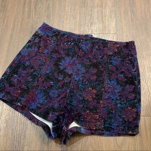urban outfitters kimchi bule shorts